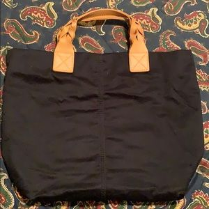 Gap Large Black Tote
